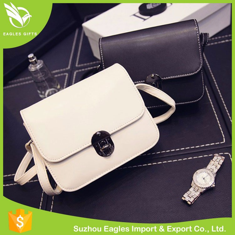 Holiday Gift Women Pu Leather Bags New Style Fashion Ladies Handbags