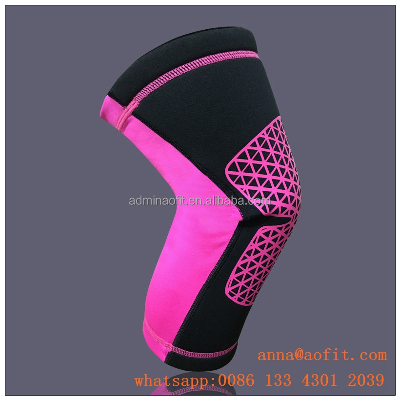 High quality Easy to use hiking basketball running knee sleeve Hot sell Knee Pads