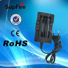 China SupFire 18650 lithium battery portable battery charger