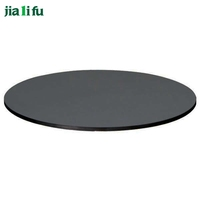 Waterproof Compact Laminate Hpl Restaurant Resin