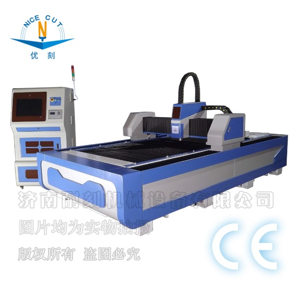 3000*1500 model 300 500w portable fiber laser machine for 6mm thick galvanized steel sheet metal