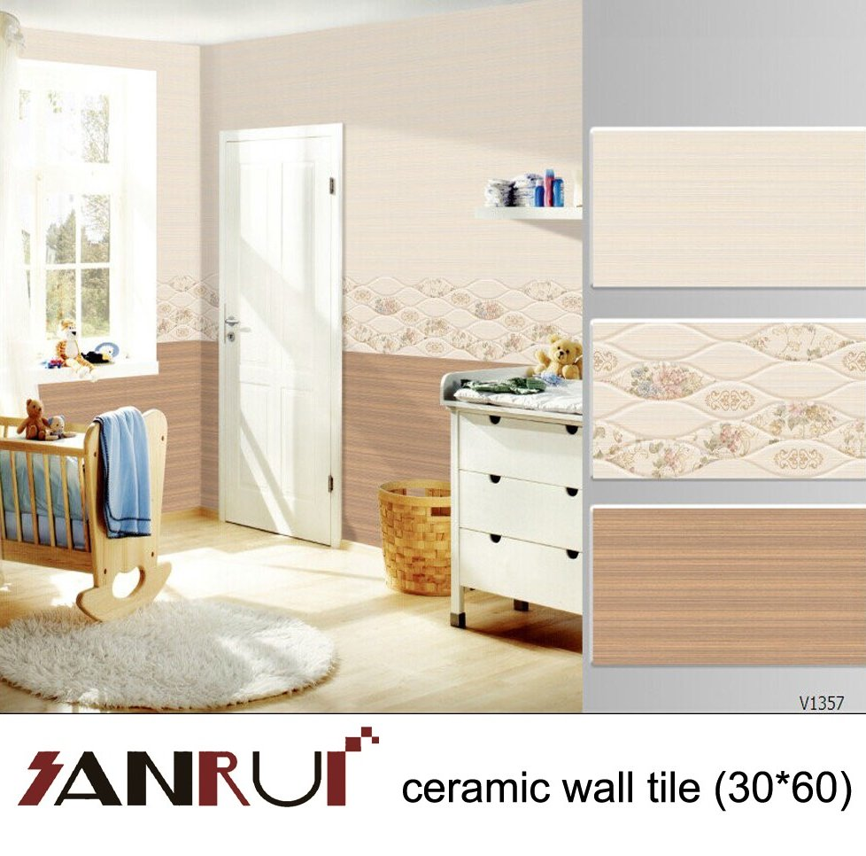 Good price bedroom decoration glossy ceramic wall tile