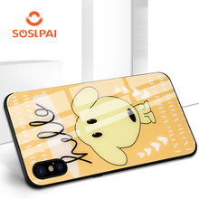 Lovely Dog cute case for phone x, Soft Silicone Back Cover Cute TPU Soft Phone Cases For iPhone X