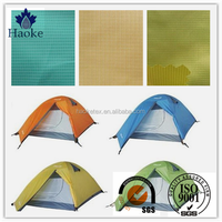 polyester waterproof 300d DTY pvc coated oxford cloth for tent