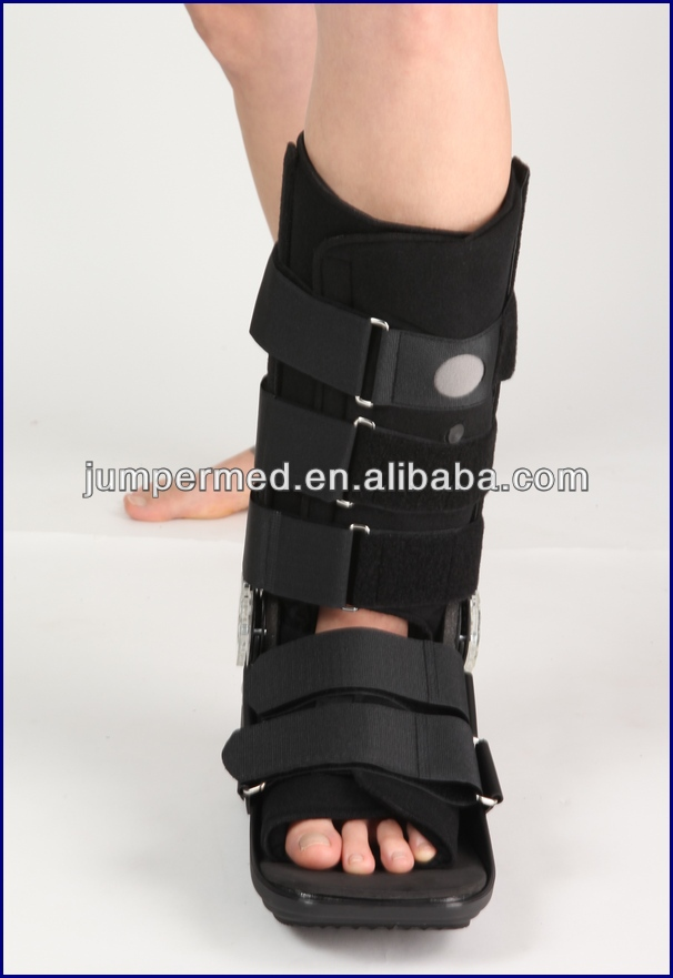 New type of orthopedic shoes, post-op air cam walker boot stabilizer