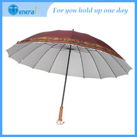 Latest style Polyester Top designer umbrella rib tips