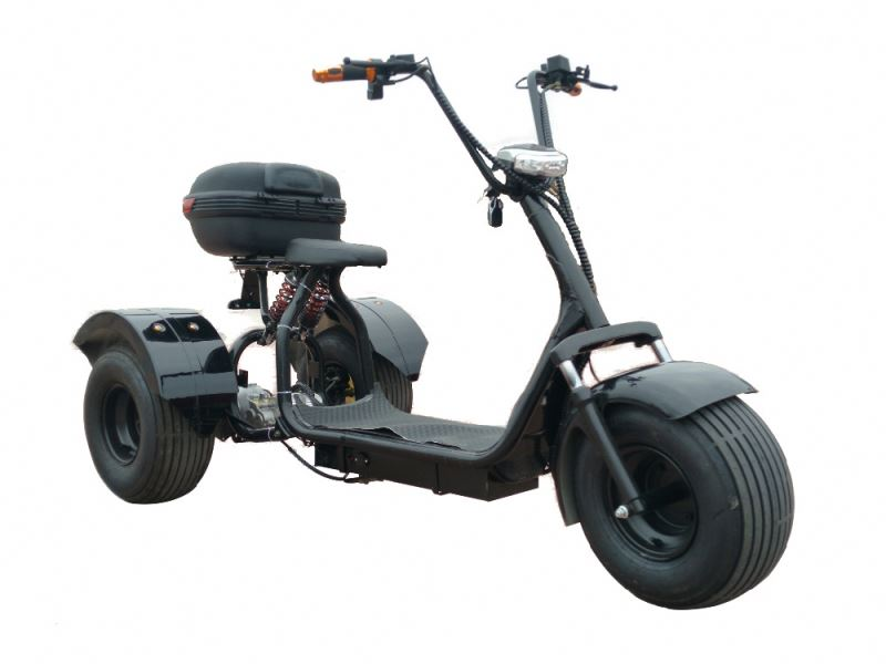 CE CERTIFIED electric harley scooter