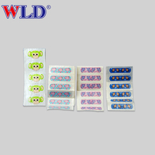 Free sample cartoon pe elastic sterile wound adhesive plaster