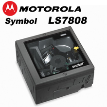 Symbol LS7808 In counter Omni directional Laser Barcode Scanner Multi-lines for Supermarket Checkout Industry Production Lines