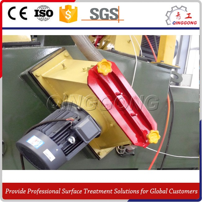 Concrete Block Shot Blasting Machine