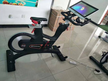 Best selling magnetic exercising bike , spinning bike , computer system controll Factory