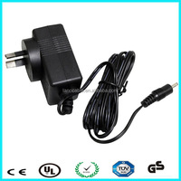 EU 1A Switching wall power 5v 200ma dc adapter