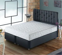 BED BASE MATTRESS BOX SPRING LOTUS