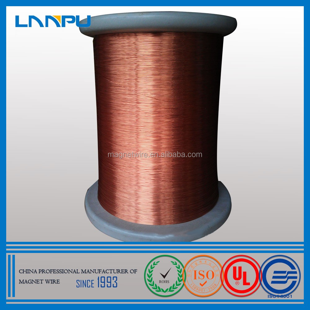 certificate round color solderable enamelled copper wire