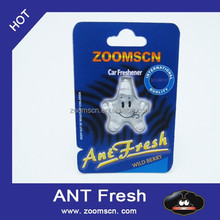 ANT Fresh- Deo smile car freshner-strawberry room air freshener