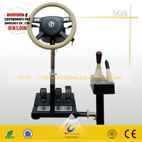 WangDong vocational smart car driving simulator/driving simulator equipment