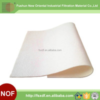 China hot supplier Ryton filter cloth/PPS punched needle felt