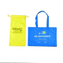 New recycle 600d polyester canvas tote bag