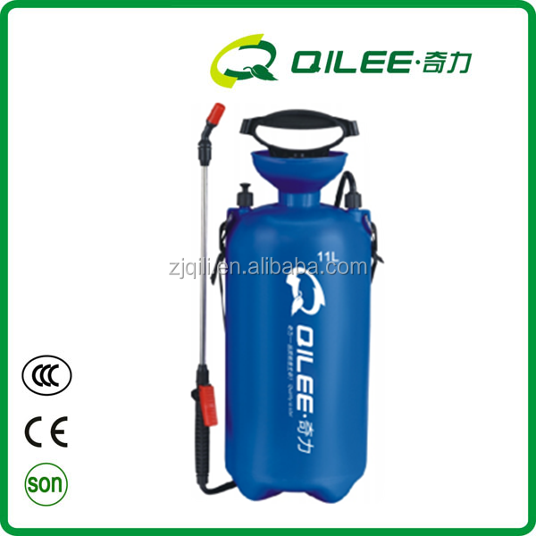 11L Garden pressure sprayer, stainless steel pressure sprayer