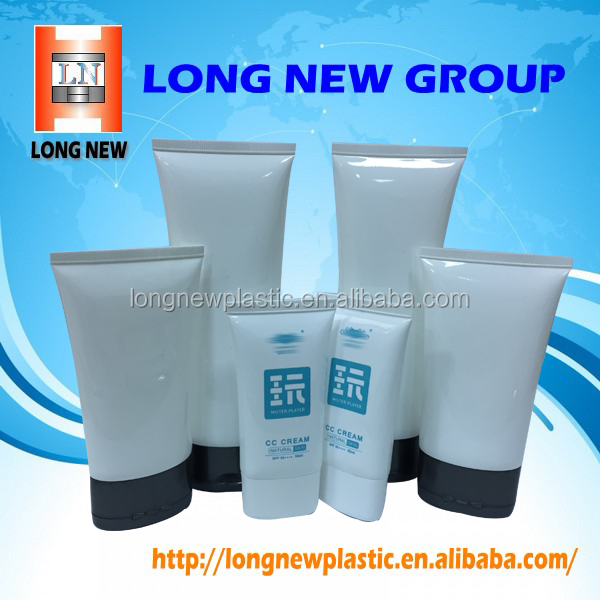 LN cosmetic pouch tube packaging for skin care product