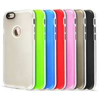 Slim Silicone Phone Cases for iPhone 6 Bumper
