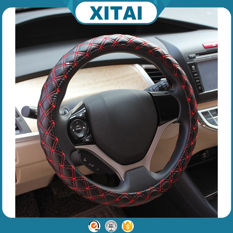 Best price Xitai car accessories steering wheel cover for lexus lx 570 for sale art.-no. 60