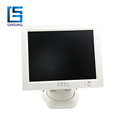 Sensitive high-precision four wires resistive touch-screen monitor