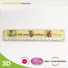 Disney Audited Factory Custom plastic ruler