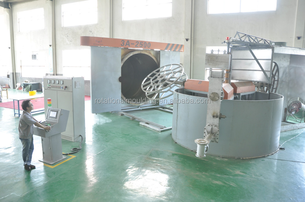 High speed weaving machine for plastic woven bag