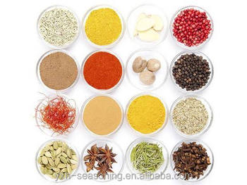 High grade spice and condiment Sample Available and free