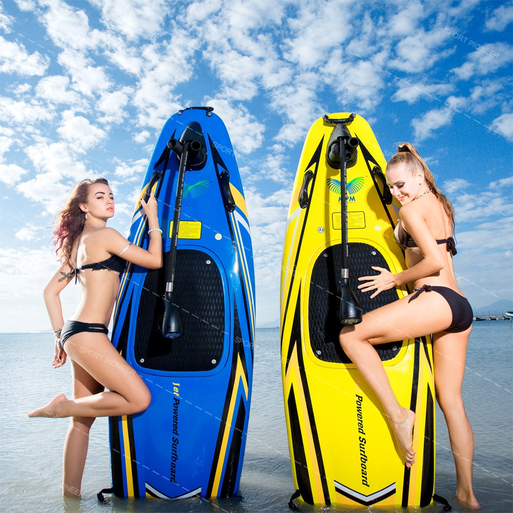 Hot Sale Jet Power Motor Surfboard