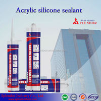 acetic silicone sealant for brake bonding/ acrylic silicone sealant supplier/ acid silicone sealant