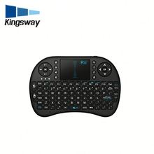 Hottest easy use i8 mini wireless keyboard for tv box