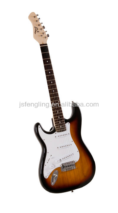 special left hand electric guitar (FLG111L)