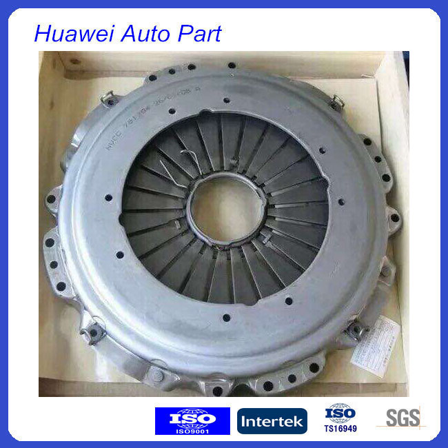 High performance auto parts clutch drive plate used for howo