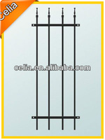 Movable convenient metal fence, Temporary fence