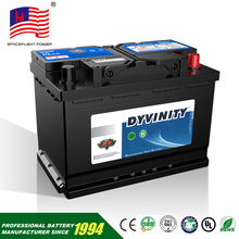 Quick start DYVINITY car battery 12v 72AH