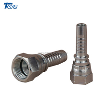 jic flare hembr grease hardware Galvanized gi grease hardware press stainless steel hydraulic hose fitting