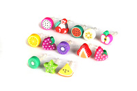 3.5mm pear peach pineapple Orange lemon fruit fruitage figure earphone Anti Dust Plug cute Dust proof plug