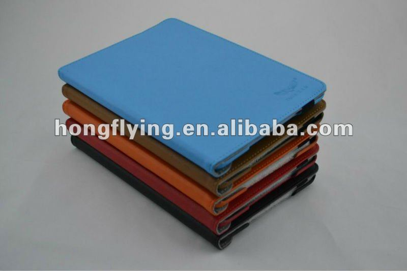 multifunctional hot-selling leather case for Apple tablet computer ipad mini