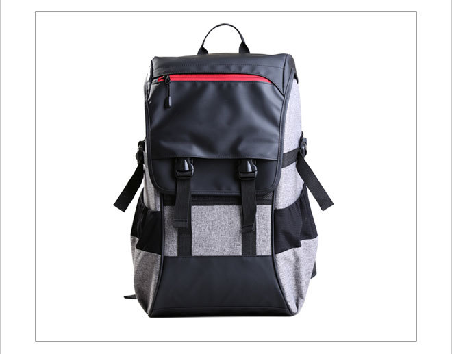 Fashion sports school camera bag backpack