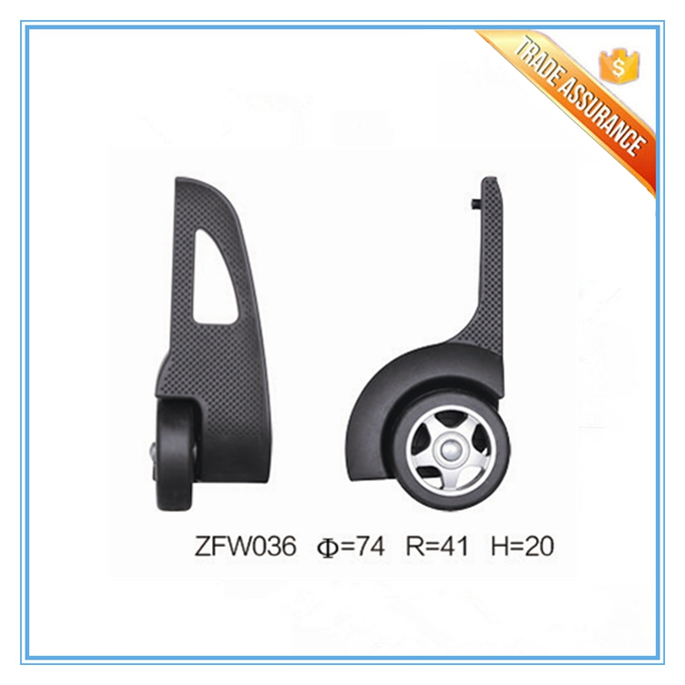 Newest Design Luggage Telescopic Trolley Handle Eminent Wheels