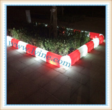 waterproof and high temperature plastic curbstone led light lamp for sale