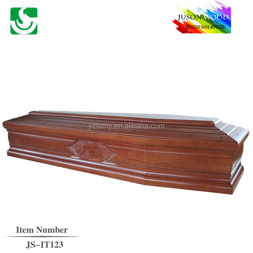 JS-IT123 luxury coffin liners supplier
