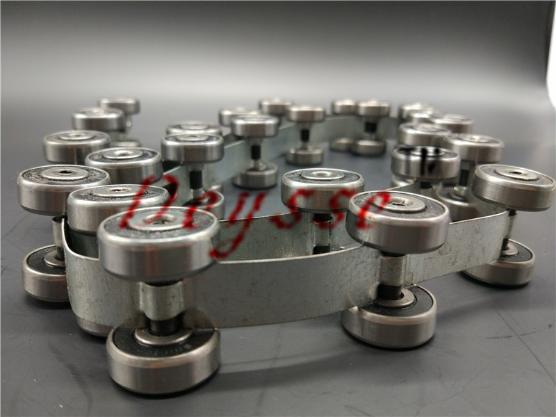 24Joints Reversing Chain for ThyssenKrupp Escalator Spare Parts Factory