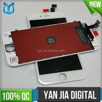 Mobile phone High copy cell phone lcd for iphone 6 with alibaba express