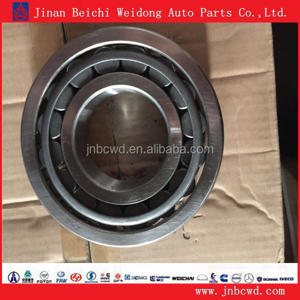 FAW truck used inner front hub bearing, bearing for Jiefang truck