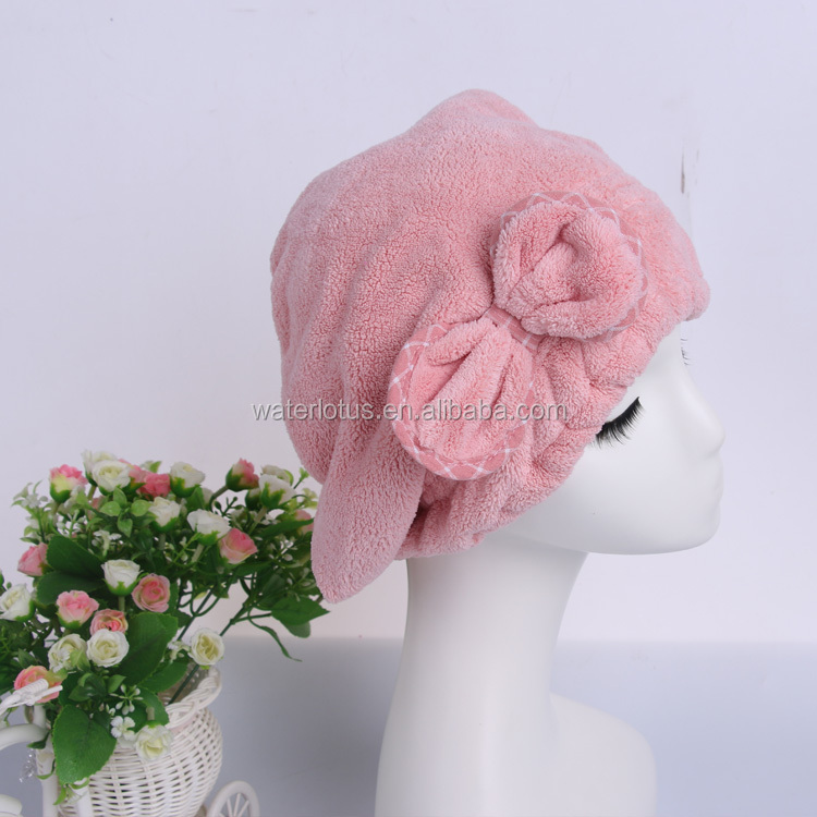 shower cap Dryer hair cap for lady