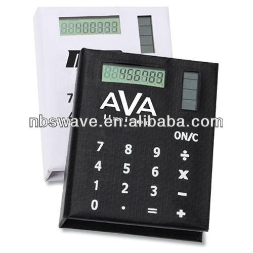 Calculator Sticky Book