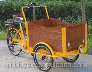 electric three wheels tricycle motorcycle cargo trike